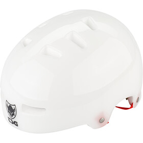 TSG Evolution Special Makeup Casco Hombre, clear white